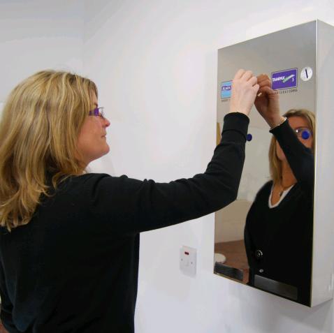 Sanitary vending machines - Luxury or necessity? | Unicorn