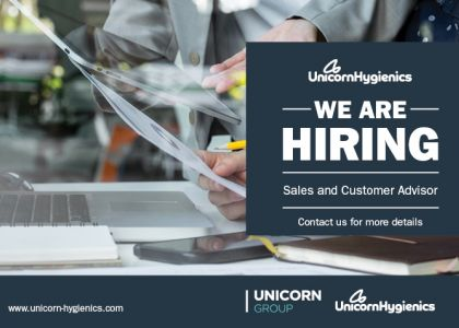 We Are Hiring - Sales And Customer Advisor